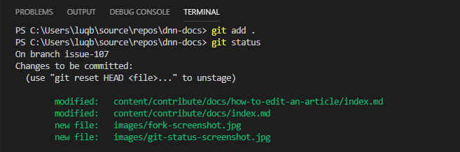 git add screenshot
